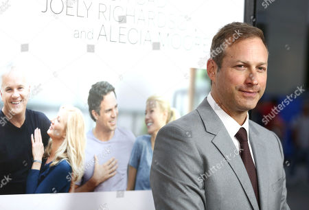 "Stuart Blumberg arrives at the premiere of ""Thanks for Sharing"" at the ArcLight Hollywood on in Los Angeles"