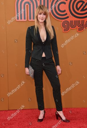 """Yvonne Zima arrives at the Los Angeles premiere of """"The Nice Guys"""" at TCL Chinese Theatre on in Los Angeles"""