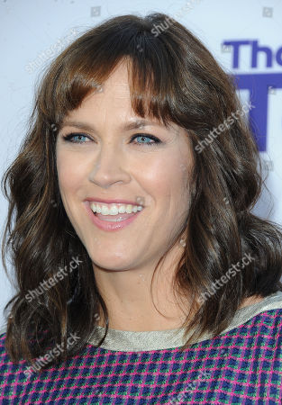 """Maggie Carey arrives at the LA Premiere of """"The to Do List"""" at the Regency Bruin Theatre on in Los Angeles"""