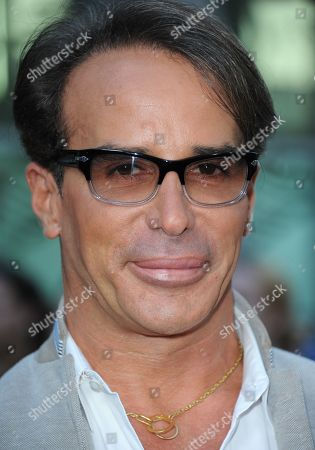 """Lloyd Klein arrives at a special screening for """"I Give It A Year"""" at the ArcLight Hollywood on in Los Angeles"""