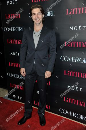 Roberto Aguire attends Latinos in Hollywood at The London Hotel on in West Hollywood, Calif