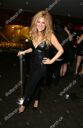 Carly Robyn Green seen at Levi's x Snoop Dogg + Friends Pre-Grammy Party held at the Hollywood Palladium, in Hollywood