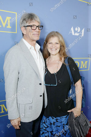 Stock Image of Eric Roberts and Eliza Roberts seen at the Los Angeles Premiere of A24's 'Room' at the Pacific Design Center on in West Hollywood, Calif