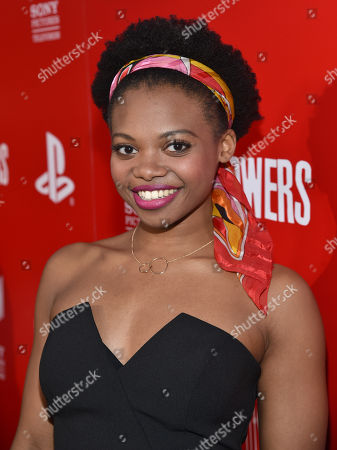 """Susan Heyward attends the Los Angeles premiere of PlayStation's original series """"Powers"""" at Sony Pictures Studios on . """"Powers"""" premieres March 10 on PlayStation Network"""