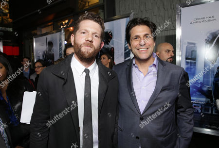 Editorial photo of Metro-Goldwyn-Mayer and Columbia Pictures present the Los Angeles Premiere of 'Robocop', Hollywood, USA - 10 Feb 2014