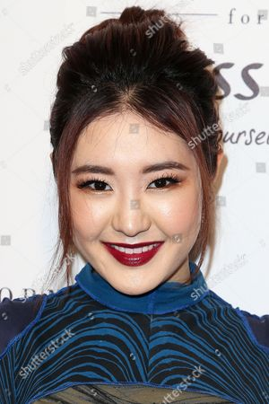 Stock Photo of Megan Lee attends the Miss Me Spring Campaign Launch Event held at The Terrace at Sunset Tower Hotel, in Los Angeles