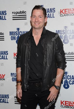 Stock Picture of Musicians On Call president Pete Griffin attends Musicians On Call 15th Anniversary at Espace, in New York