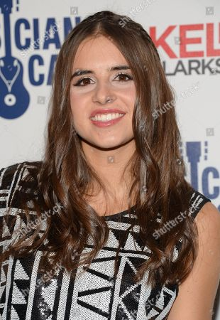 Carly Rose Sonenclar attends Musicians On Call 15th Anniversary at Espace, in New York