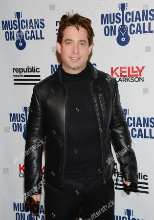 Republic Records executive vice president Charlie Walk attends Musicians On Call 15th Anniversary at Espace, in New York
