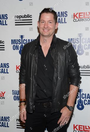 Musicians On Call president Pete Griffin attends Musicians On Call 15th Anniversary at Espace, in New York