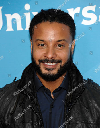 Actor Brandon Jay McLaren attends the NBC Universal Winter TCA Tour at the Langham Huntington Hotel, in Pasadena, Calif