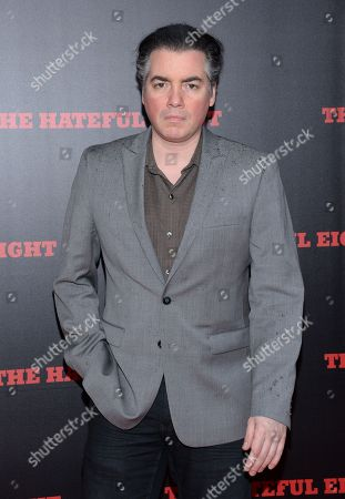 "Kevin Corrigan attends the premiere of ""The Hateful Eight"" at the Ziegfeld Theatre, in New York"