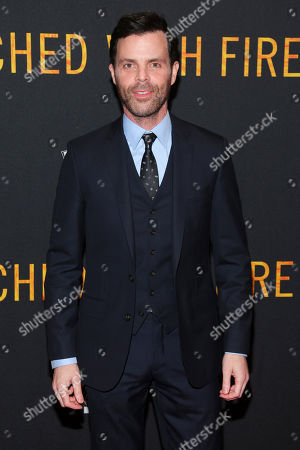 """Editorial image of NY Premiere of """"Touched With Fire"""", New York, USA - 10 Feb 2016"""
