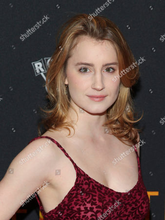 """Stock Photo of Catherine Combs attends the premiere of """"Touched With Fire"""" at the Walter Reade Theatre, in New York"""