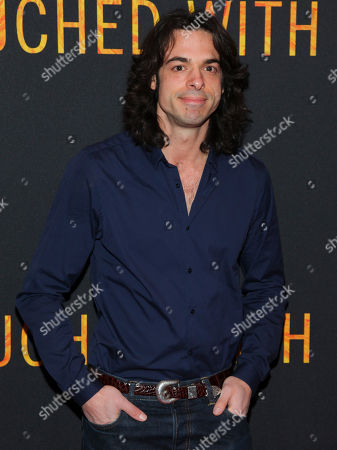 """Stock Picture of Paul Dalio attends the premiere of """"Touched With Fire"""" at the Walter Reade Theatre, in New York"""