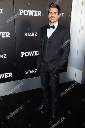 "Editorial picture of NY Premiere of STARZ ""Power"" Season Three, New York, USA - 22 Jun 2016"