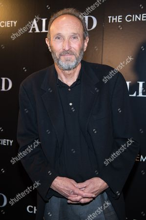"""Producer Steve Starkey attends a special screening of """"Allied"""", hosted by The Cinema Society, at iPic Theater, in New York"""