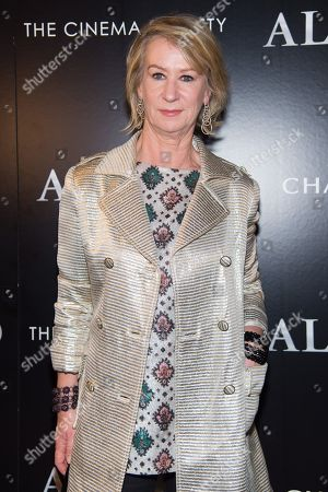 """Costume Designer Joanna Johnston attends a special screening of """"Allied"""", hosted by The Cinema Society, at iPic Theater, in New York"""