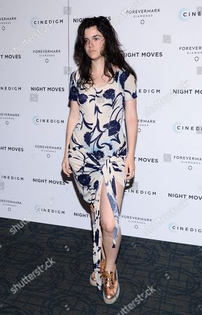 "Leah Hennessey attends special screening of ""Night Moves"" at the Sunshine Landmark, in New York"