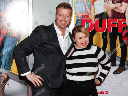 """Editorial image of NY Special Screening Of """"The Duff"""", New York, USA - 18 Feb 2015"""