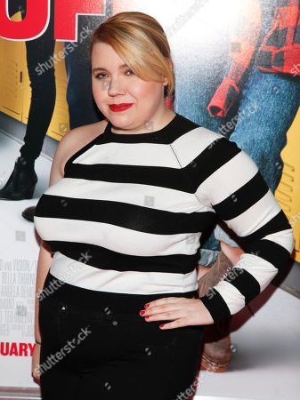"""Kody Keplinger attends a special screening of """"The Duff"""" at AMC Loews Lincoln Square, in New York"""