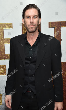 """Stock Photo of Actor Clint James attends a special screening of """"The Magnificent Seven"""" at The Museum of Modern Art, in New York"""