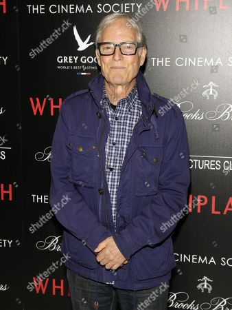 """Richard Chamberlain attends a screening of """"Whiplash"""" hosted by The Cinema Society & Brooks Brothers on in New York"""