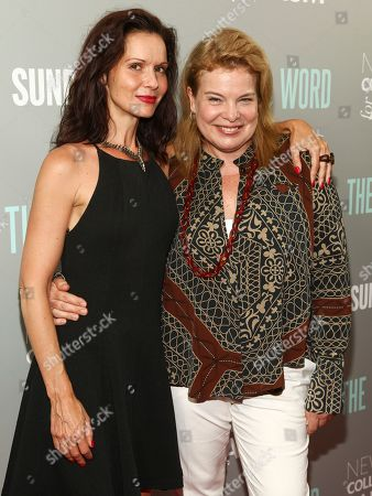 """Stock Picture of Florencia Lozano attends a special screening of SundanceTV's """"The A Word"""" at the Museum of Arts and Design, in New York"""