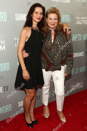 """Editorial image of NY Special Screening of SundanceTV's """"The A Word"""", New York, USA - 28 Jun 2016"""