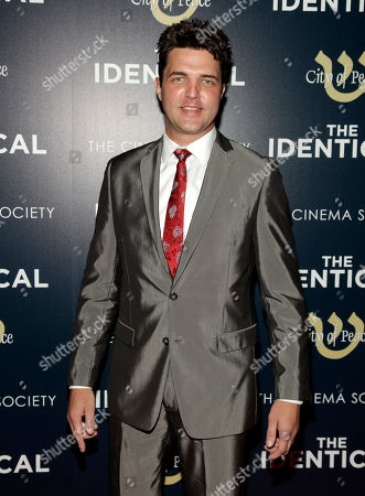 """Editorial image of NY World Premiere of """"The Identical"""", New York, USA - 3 Sep 2014"""