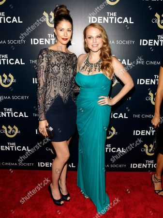 "Editorial picture of NY World Premiere of ""The Identical"", New York, USA - 3 Sep 2014"