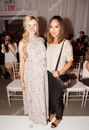 Editorial picture of NYFW Spring/Summer 2016 - Lauren Conrad, New York, USA - 9 Sep 2015