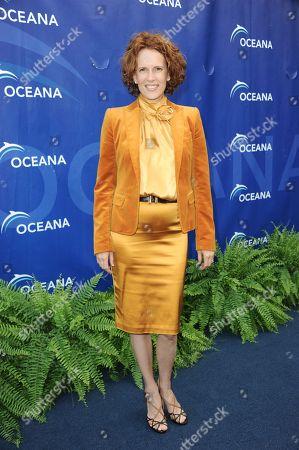 Ursula Whittaker arrives at the Oceanaâ?™s Annual SeaChange Summer Gala on in Laguna Beach, Calif