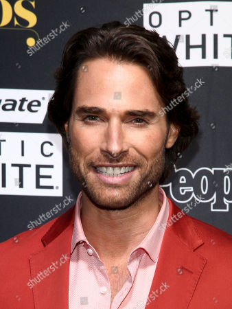 """Sebastian Rulli attends the People en Espanol's """"50 Most Beautiful"""" Issue Party at Espace, in New York"""