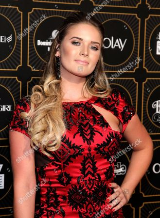 """Actress Kimberly Dos Ramos attends People en Espanol's """"50 Most Beautiful"""" Issue Celebration, in New York"""