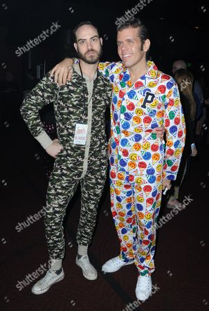 Editorial photo of Perez Hilton's Pajama Birthday Party, Los Angeles, USA - 23 Mar 2013