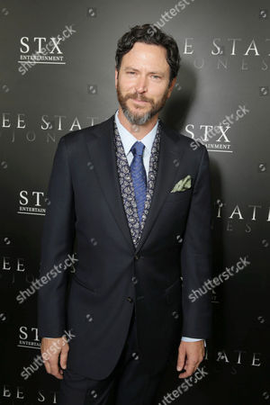 """Stock Image of Will Beinbrink seen at Los Angeles Premiere of STX Entertainment """"Free State of Jones"""" at DGA Theater, in Los Angeles"""