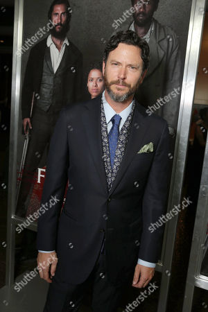 """Will Beinbrink seen at Los Angeles Premiere of STX Entertainment """"Free State of Jones"""" at DGA Theater, in Los Angeles"""