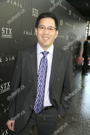 "Scott Takeda seen at Los Angeles Premiere of STX Entertainment ""Free State of Jones"" at DGA Theater, in Los Angeles"