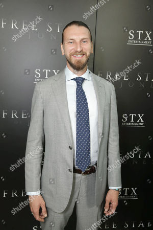 """Editorial image of Premiere of STX Entertainment """"Free State of Jones"""", Los Angeles, USA - 21 Jun 2016"""