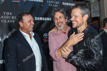Editorial image of Project Greenlight Season Four Premiere of 'The Leisure Class', Los Angeles, USA - 10 Aug 2015