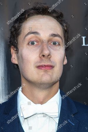 Stock Picture of Tom Bell attends The Project Greenlight Season 4 premiere of 'The Leisure Class' at The Theatre At The Ace Hotel on in Los Angeles