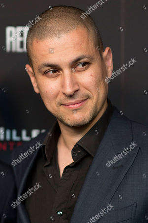 "Rodrigo Cortes attends a special screening of ""Red Lights"" at Sunshine Landmark Cinema, in New York"