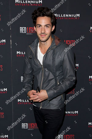 Phillip Spaeth attends Red Lights special screening at Sunshine Landmark Theatre on in New York