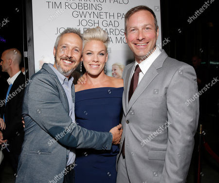 Editorial photo of Roadside Attractions' Thanks for Sharing Premiere - Red Carpet, Los Angeles, USA - 16 Sep 2013