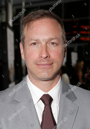 "Stock Photo of Director/Writer Stuart Blumberg arrives on the red carpet at the Los Angeles Premiere of ""Thanks for Sharing"" at the ArcLight Cinerama Dome on in Los Angeles"
