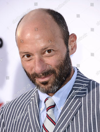 """Stock Photo of Actor Michael Ornstein arrives on the red carpet at the season six premiere screening of the television series """"Sons of Anarchy"""" at the Dolby Theatre on in Los Angeles"""