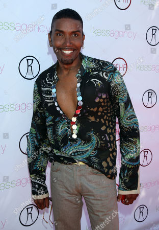 """Norwood Young arrives at Robi Reed's 10th Annual """"Sunshine Beyond Summer"""" Celebration - The Day Party with a Purpose at the Getty House, in Los Angeles"""
