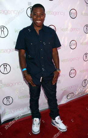 """Carlon Jeffery arrives at Robi Reed's 10th Annual """"Sunshine Beyond Summer"""" Celebration - The Day Party with a Purpose at the Getty House, in Los Angeles"""