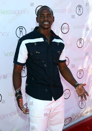 """Keith Robinson arrives at Robi Reed's 10th Annual """"Sunshine Beyond Summer"""" Celebration - The Day Party with a Purpose at the Getty House, in Los Angeles"""